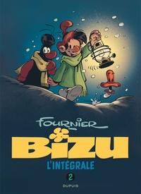 Jean-Claude Fournier - Bizu L'intégrale Tome 2 : 1986-1988.