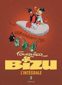 Jean-Claude Fournier - Bizu L'intégrale Tome 3 : 1989-1994.