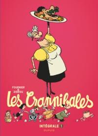 Jean-Claude Fournier et  Zidrou - Les Crannibales Intégrale 1 : .