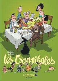 Jean-Claude Fournier et  Zidrou - Les Crannibales Intégrale 2 : .