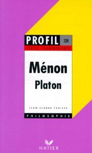Jean-Claude Fraisse et  Platon - .
