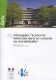 Jean-Claude Gallety - Développer l'économie territoriale dans un contexte de mondialisation.