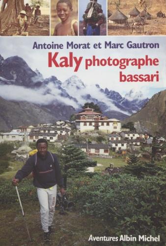 Kaly, photographe bassari
