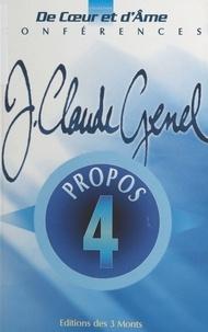 Jean-Claude Genel - .