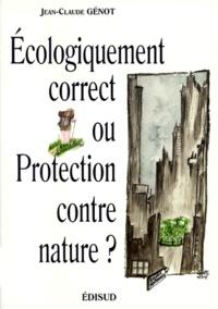 Galabria.be Écologiquement correct ou Protection contre nature ? Image
