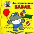 Jean-Claude Gibert et Marie-France Floury - Au square avec Babar.