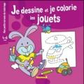 Jean-Claude Gibert - Je dessine et je colorie les jouets.