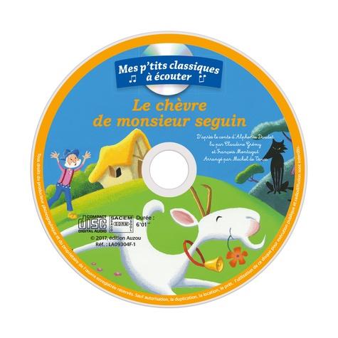 La chèvre de monsieur Seguin  avec 1 CD audio