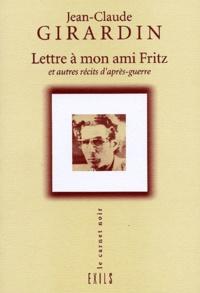 Jean-Claude Girardin - .