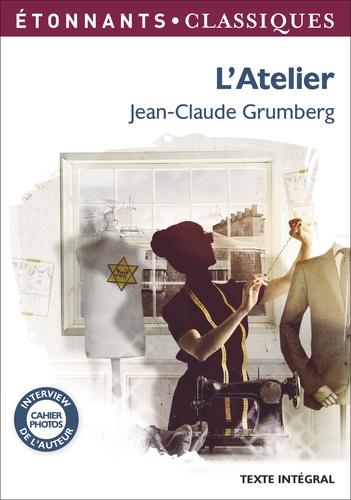 Jean-Claude Grumberg - L'atelier.