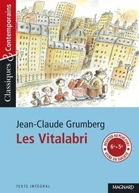 Jean-Claude Grumberg - Les Vitalabri.