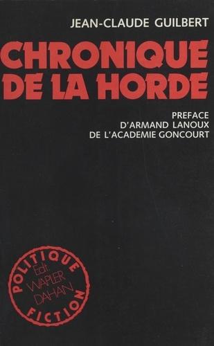 Chronique de la Horde