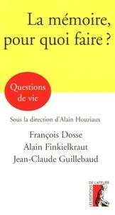 Jean-Claude Guillebaud - La mémoire, pour quoi faire ?.