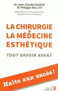La chirurgie & la médecine esthétique - Tout savoir avant.pdf
