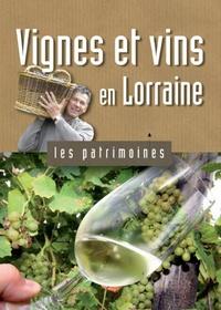 Jean-Claude Henryot et Philippe Martin - Vignes et vins en Lorraine.