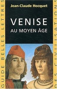 Jean-Claude Hocquet - Venise au Moyen Age - Onze dessins originaux de Michel Chemin.