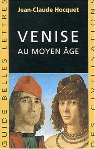 Venise au Moyen Age. Onze dessins originaux de Michel Chemin