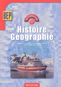 Jean-Claude Husson et Jacqueline Kermarec - Histoire-Géographie BEP.