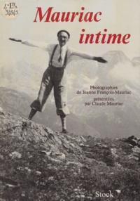 Jean-Claude Lamy et G Mauriac - Mauriac intime - Photographies.