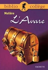 Jean-Claude Landat et  Molière - Bibliocollège - L'Avare, Molière.