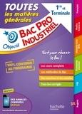 Jean-Claude Landat et Bernard Blanc - Toutes les matières générales 1re et Tle Bac Pro Industriel.