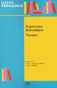 EXPRESSION DRAMATIQUE. THEATRE. Edition 1999.pdf