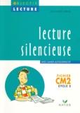 Jean-Claude Landier - LECTURE SILENCIEUSE CM2. - Fichier avec cahier autocorrectif.