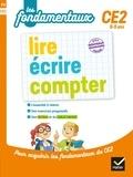 Jean-Claude Landier et Véronique Anderson - Lire, écrire, compter CE2.