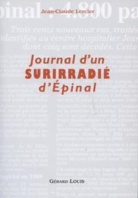 Jean-Claude Lercier - Journal d'un surirradié d'Epinal.