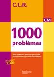 Jean-Claude Lucas et Janine Lucas - 1000 problèmes CM - Deux niveaux d'exercices pour l'aide personnalisée et l'approfondissement.
