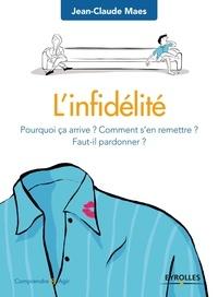 Deedr.fr L'infidélité - Pourquoi ça arrive ? Comment s'en remettre ? Faut-il pardonner ? Image