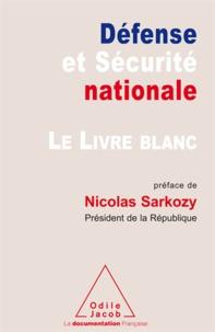 Jean-Claude Mallet - Défense et Sécurité nationale - Le Livre blanc.