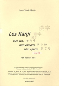 Les kanji - Bien vus, bien compris, bien appris.pdf