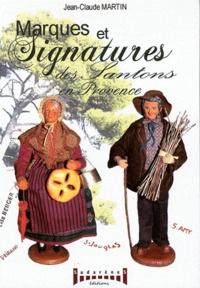 Histoiresdenlire.be Marques et Signatures des Santons en Provence - Du XVIIIe à nos jours Image