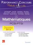 Jean-Claude Martin - Mathématiques 1re année PCSI-PTSI.