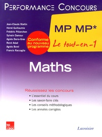 Jean-Claude Martin - Maths MP MP* 2e année.
