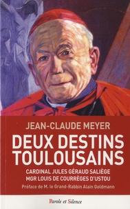Galabria.be Deux destins toulousains - Cardinal Jules Géraud Saliège, Mgr Louis de Courrèges D'Ustou Image