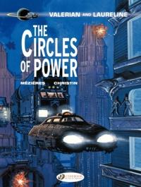 Jean-Claude Mézières et Pierre Christin - Valerian and Laureline Tome 15 : The circles of power.
