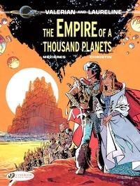 Jean-Claude Mézières et Pierre Christin - Valerian and Laureline Tome 2 : The empire of a thousand planets.