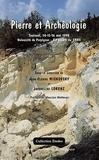 Jean-Claude Miskovsky - Pierre et Archéologie - Tautavel, 14-15-16 mai 1998.