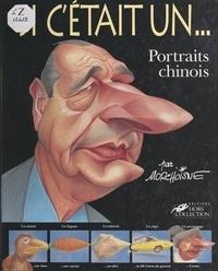 Jean-Claude Morchoisne - Si c'était un... - Portraits chinois.