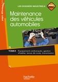Jean-Claude Morin et Jacques Malthieu - Maintenance des véhicules automobiles, Bac Pro - Tome 2 : Equipements embarqués, gestion d'atelier, tenue de route, transmission.