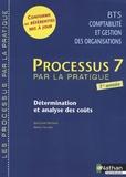 Jean-Claude Noussigue - Processus 7 BTS CGO 1e année - Détermination et analyse des coûts.