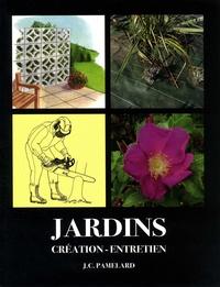 Jean-Claude Pamelard - Jardins - Création, entretien.