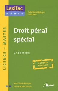 Deedr.fr Droit pénal spécial Image