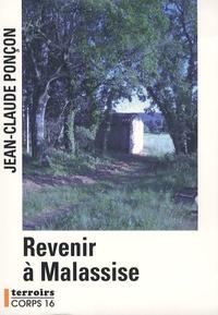 Revenir à Malassise - Jean-Claude Ponçon | Showmesound.org