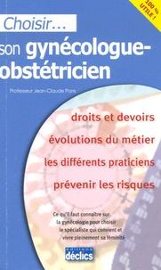 Choisir son gynécologue obstétricien - Jean-Claude Pons | Showmesound.org