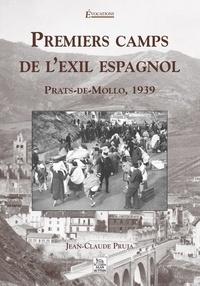 Jean-Claude Pruja - Premiers camps de l'exil espagnol. - Prats-de-Mollo, 1939.