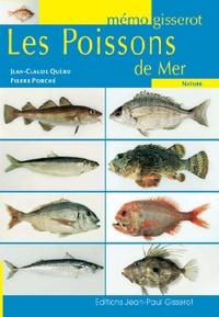 Les poissons de mer - Jean-Claude Quéro pdf epub