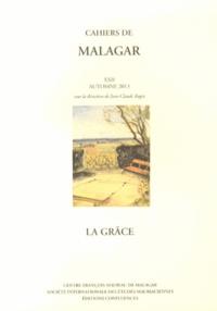 Jean-Claude Ragot - La grâce.